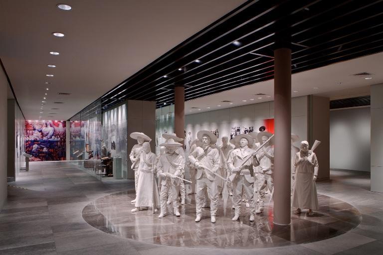 53. Museo Nacional de la Revolución