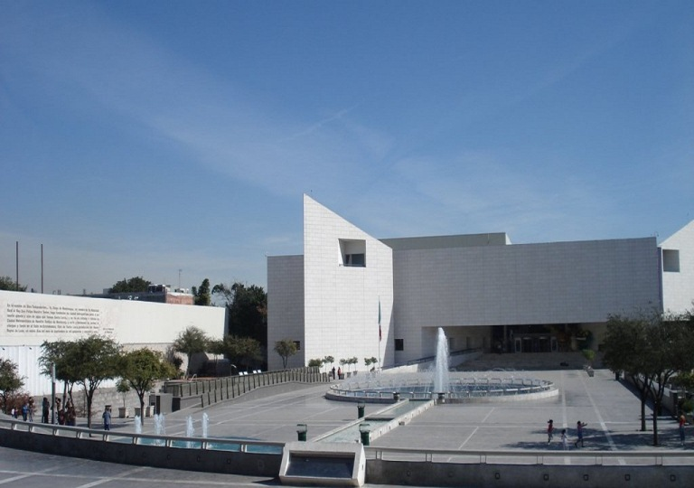 6. Museo de Historia Mexicana