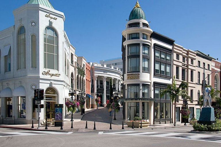 62. Rodeo Drive