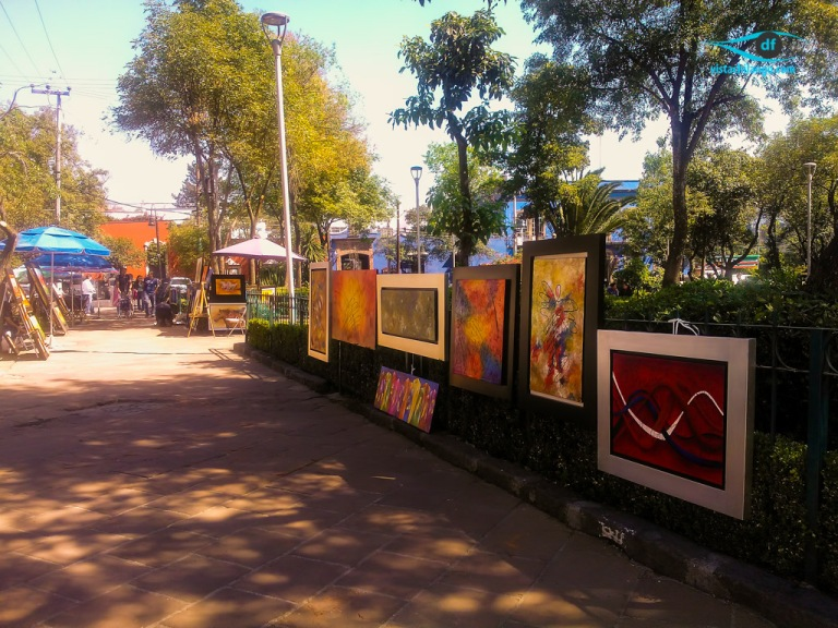 68) Plaza de San Jacinto