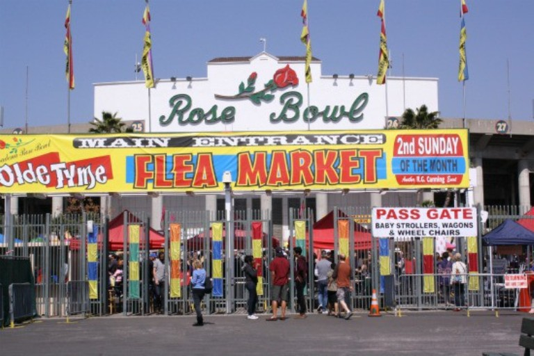 68. Rose Bowl Flea Market