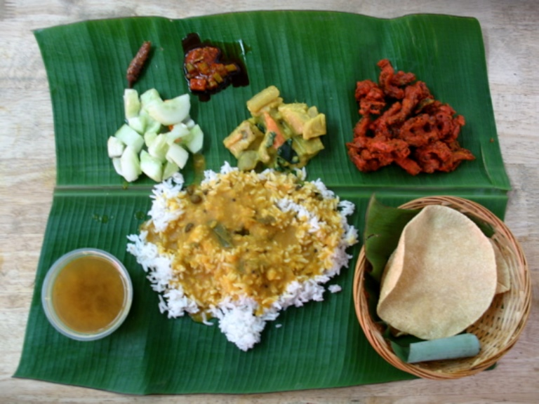 7. Banana Leaf Set