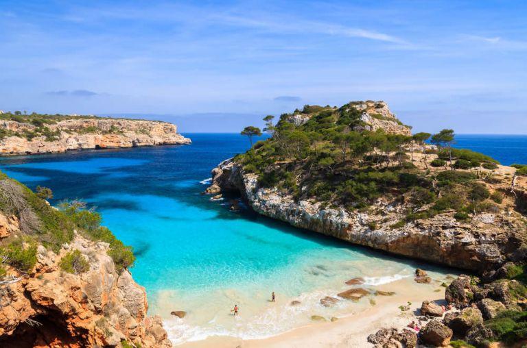 7. Calo des Moro, Mallorca
