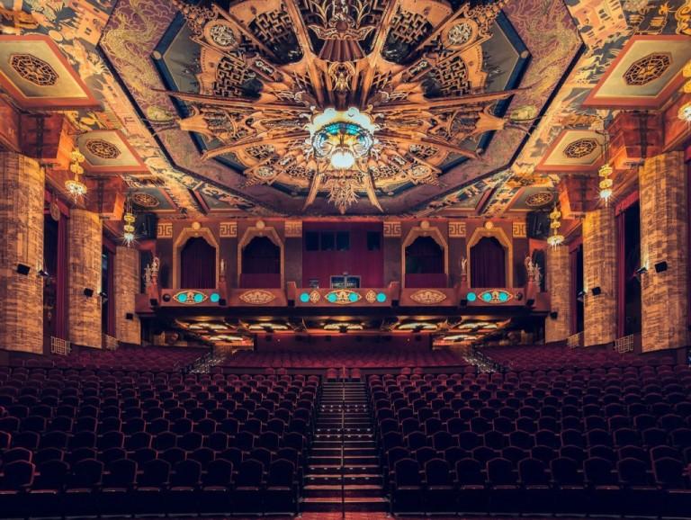 73. Teatro Egipcio
