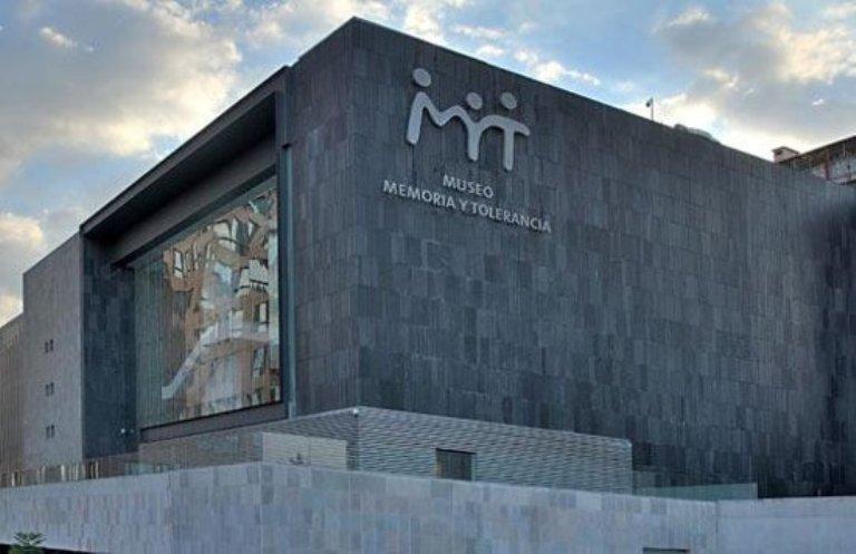 78) Museo Memoria y Tolerancia