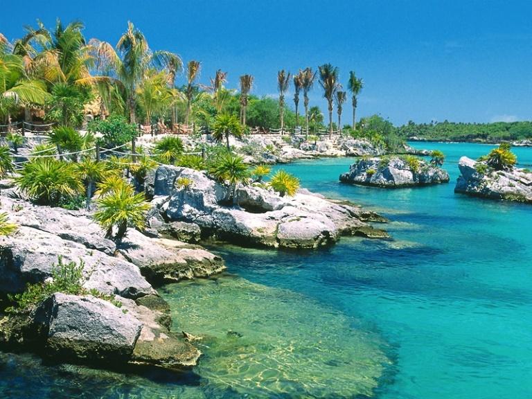 8. Xel-Há, Quintana Roo