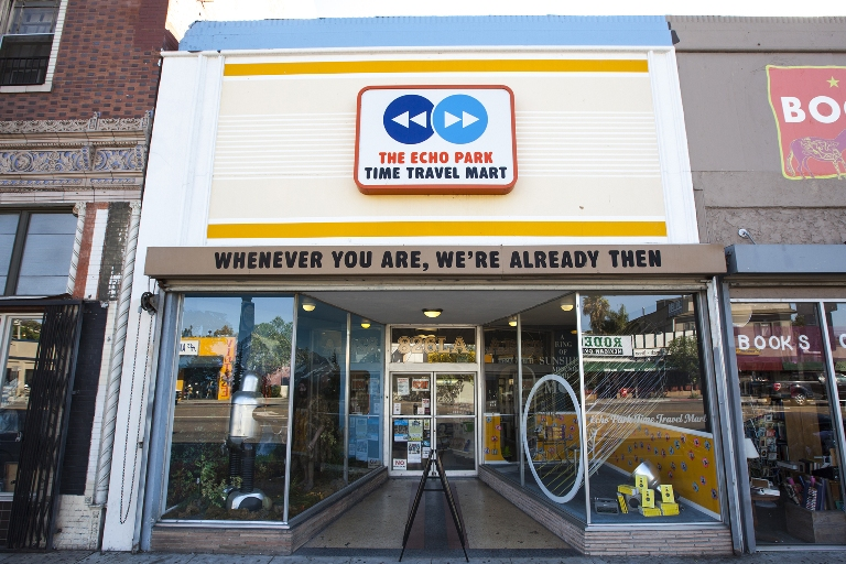 81. Echo Park Time Travel Mart