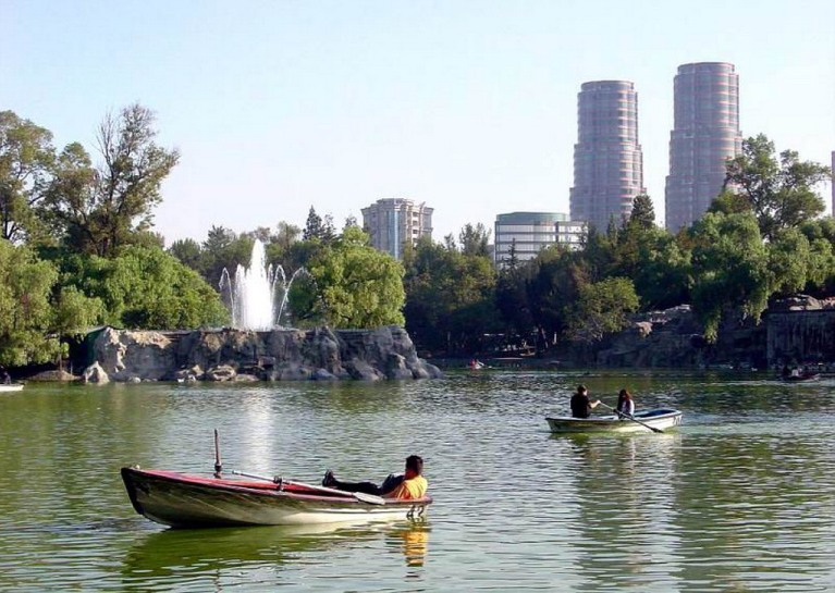 82) Rentar una lancha en Chapultepec