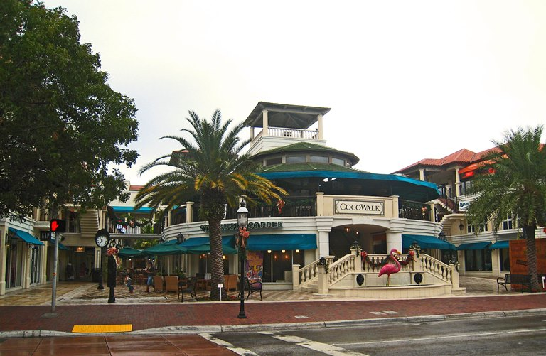 9. Coconut Grove