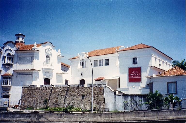 9. Museo Histórico Nacional de Brasil