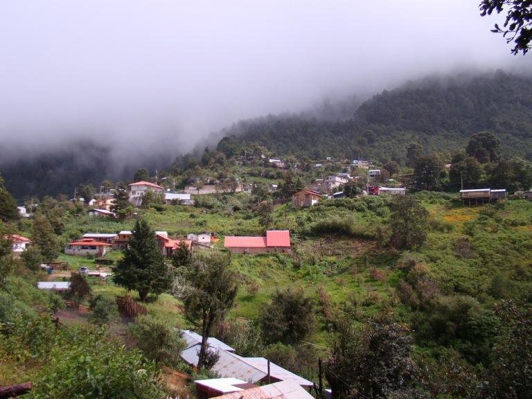 9. San José del Pacífico