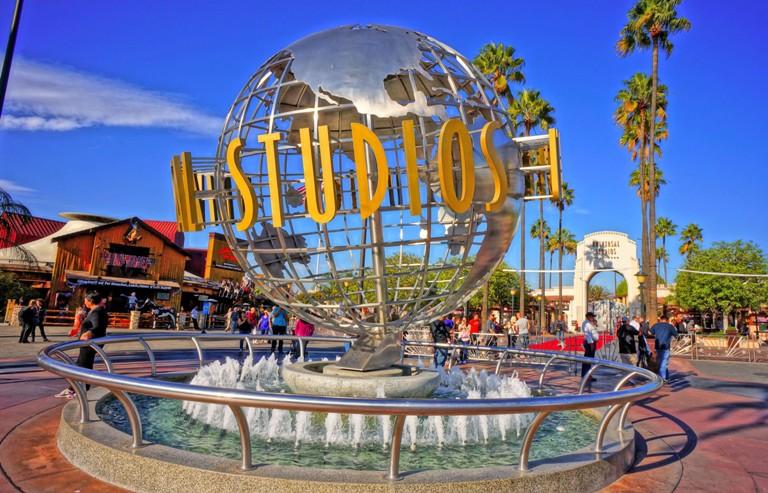 9. Universal Studios & CityWalk
