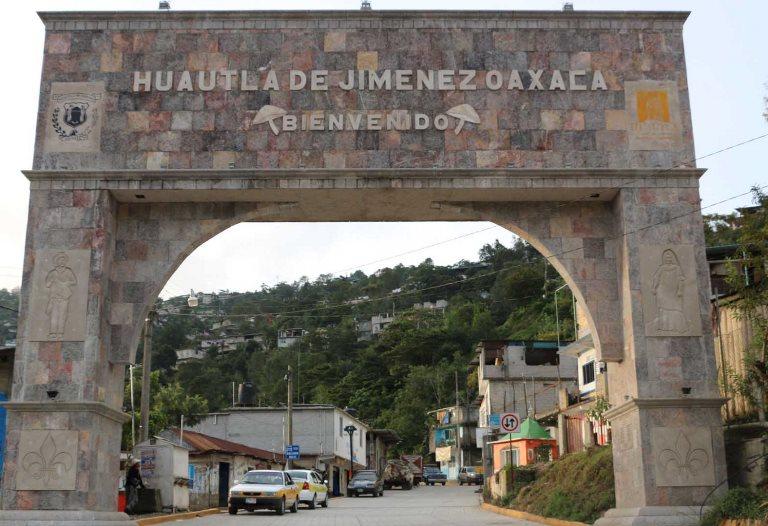 91. Huautla de Jiménez, Oaxaca