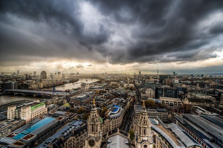 1. ¿Cuál es el clima general de Londres