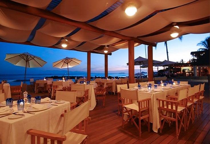 1. Restaurante Café des Artistes del Mar