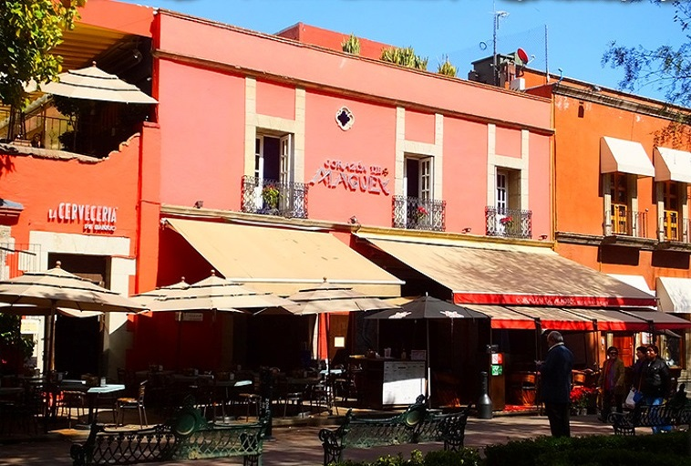 10. Restaurante Corazón de Maguey