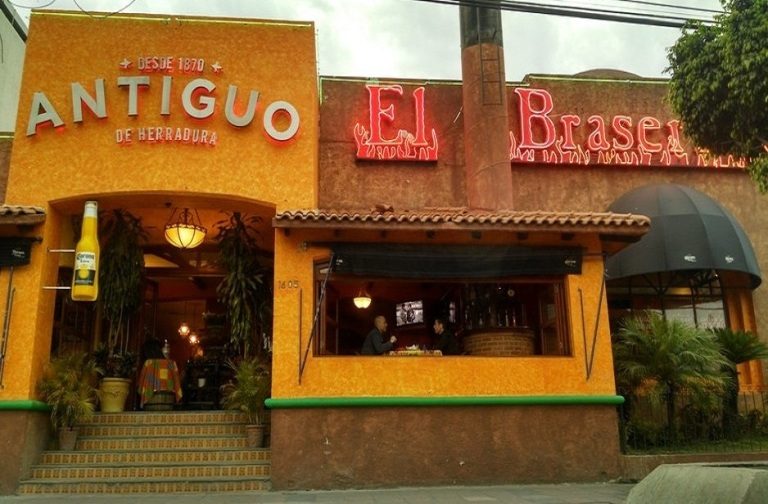 10. Restaurante El Braserío