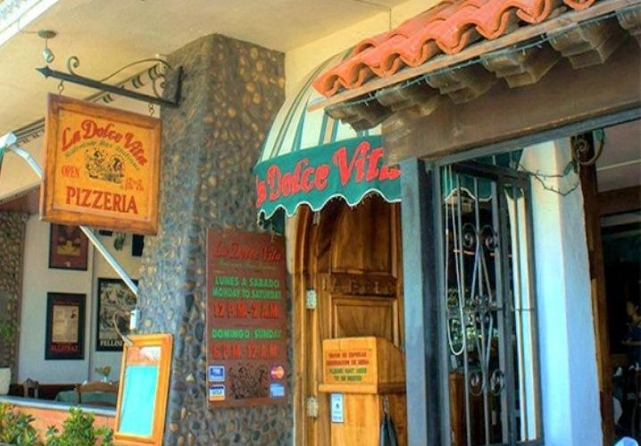 10. Restaurante La Dolce Vita