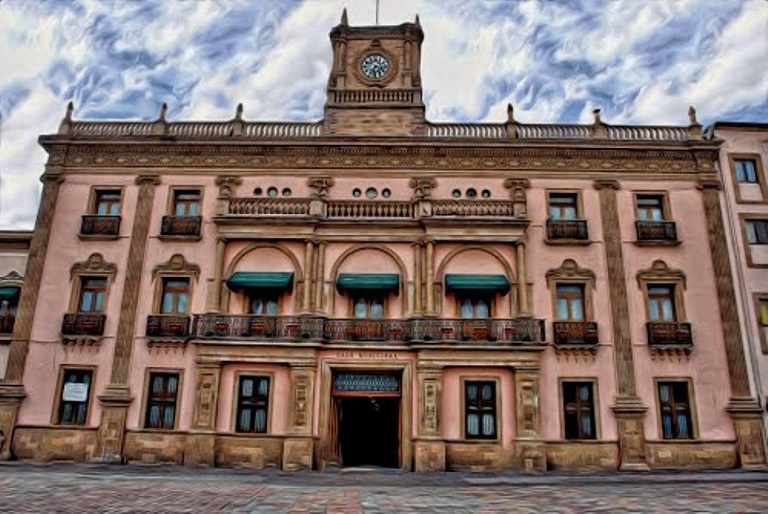 11. Palacio Municipal