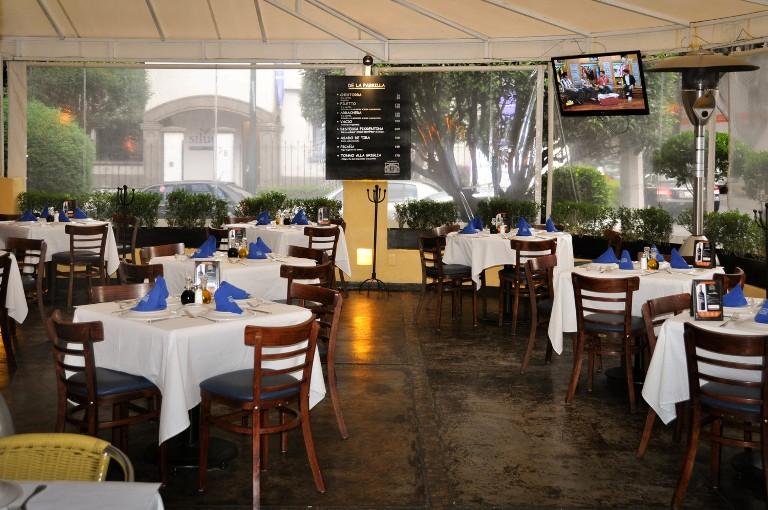 12. Restaurante La Posta