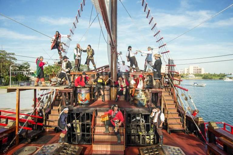 12. Tour pirata