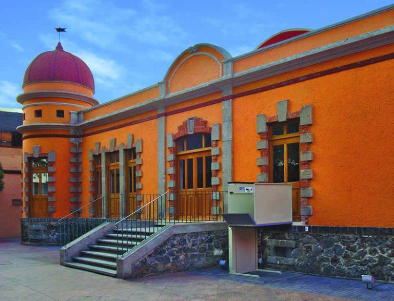 19. Museo Nacional de Culturas Populares