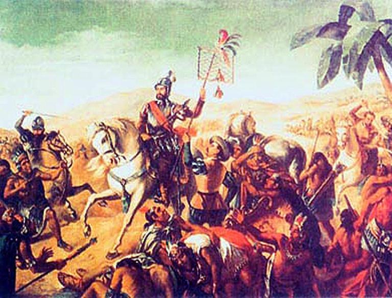2. ¿Cuándo llegaron los españoles al actual Puerto Vallarta