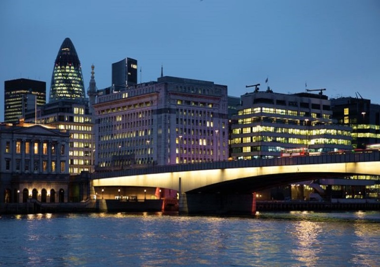 2. ¿Es el mismo Puente de Londres