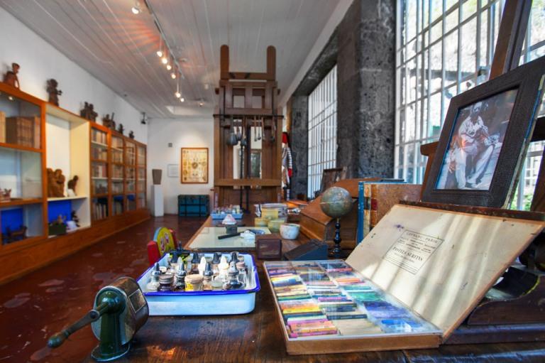 2. Museo Frida Kahlo (Casa Azul)