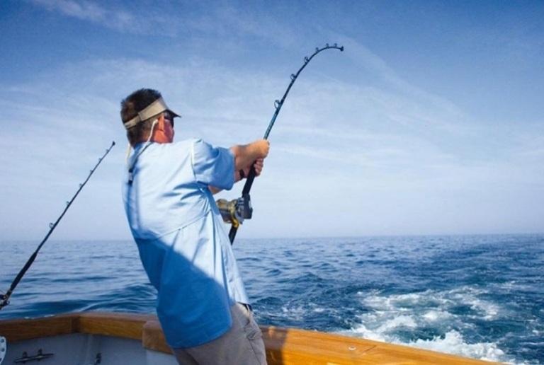 2. Practica la pesca de profundidad