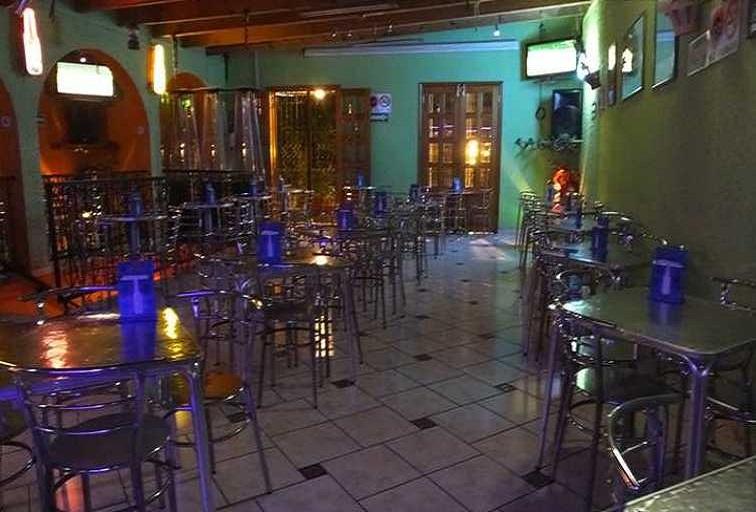 20. Bar Osil Coyoacán