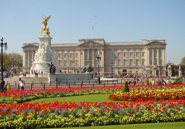3. Palacio de Buckingham