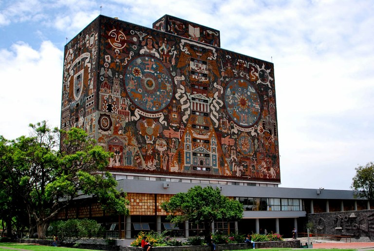 3. Universidad Nacional Autónoma de México