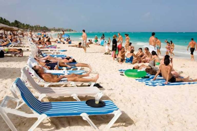 32. ¿Cuál fue el impacto en Puerto Vallarta de la gran devaluación de 1982