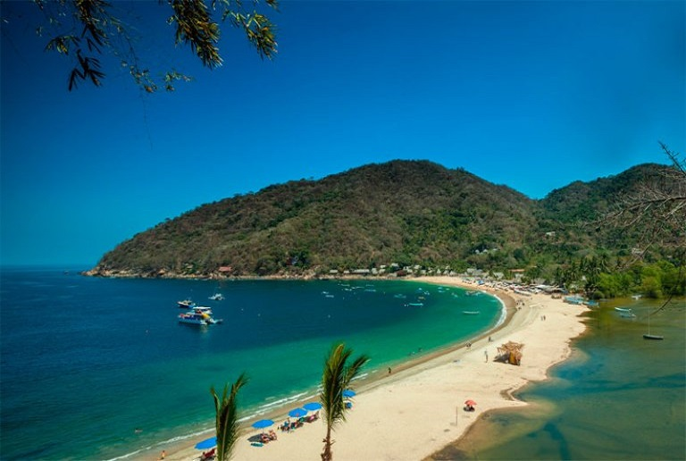Fotos de playa yelapa 93