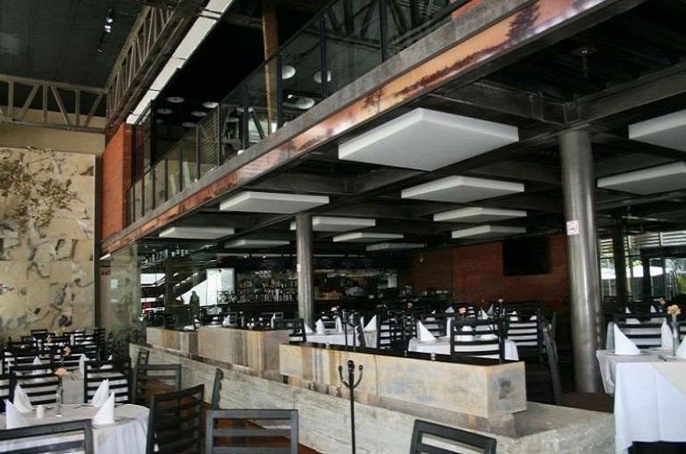 4. Restaurante Argentilia Terraza