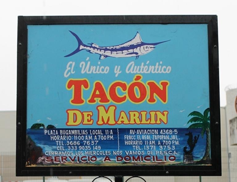5. Tacón de Marlín