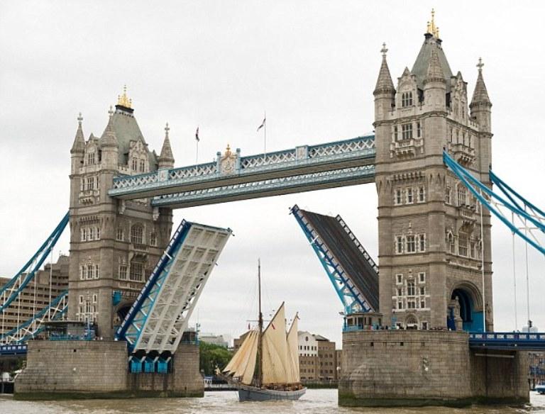 8. ¿Podré ver la apertura y cierre del puente