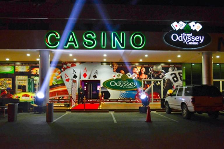 9. Prueba suerte en el casino