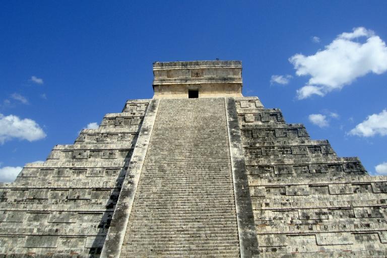 Kukulcan Temple (El Castillo), Chichen Itza