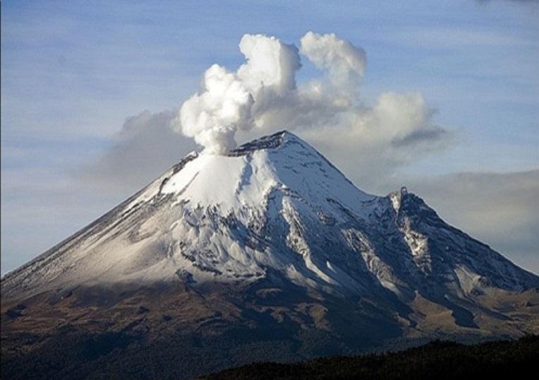Fotos de los volcanes de colima