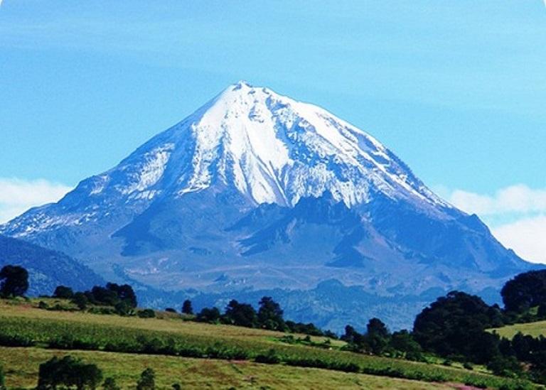Los 14 Volcanes Activos Más Importantes De México - Tips ...