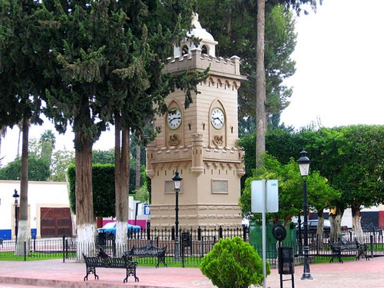 Parras de la fuente coahuila pueblo m gico gu a for Residencia torres de la alameda