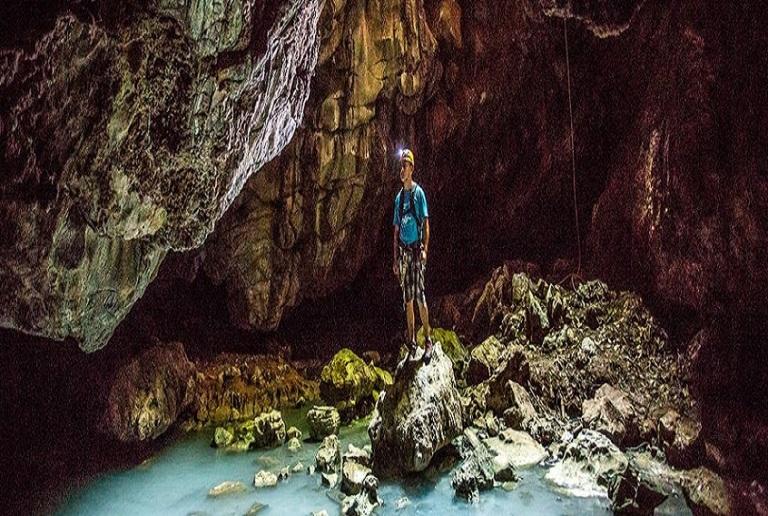 Sujetos en la cueva