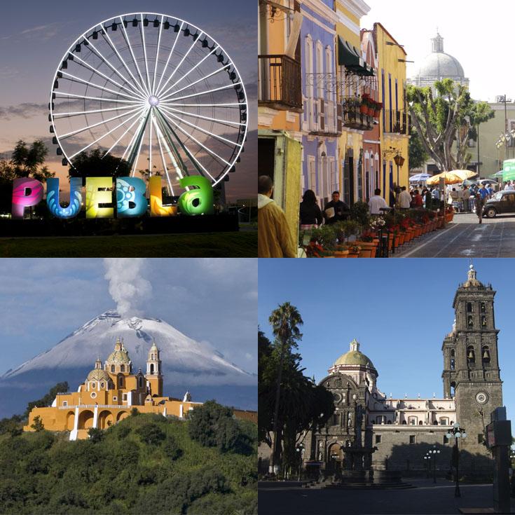 15 lugares turísticos de Puebla que tienes que visitar - Tips Para Tu Viaje