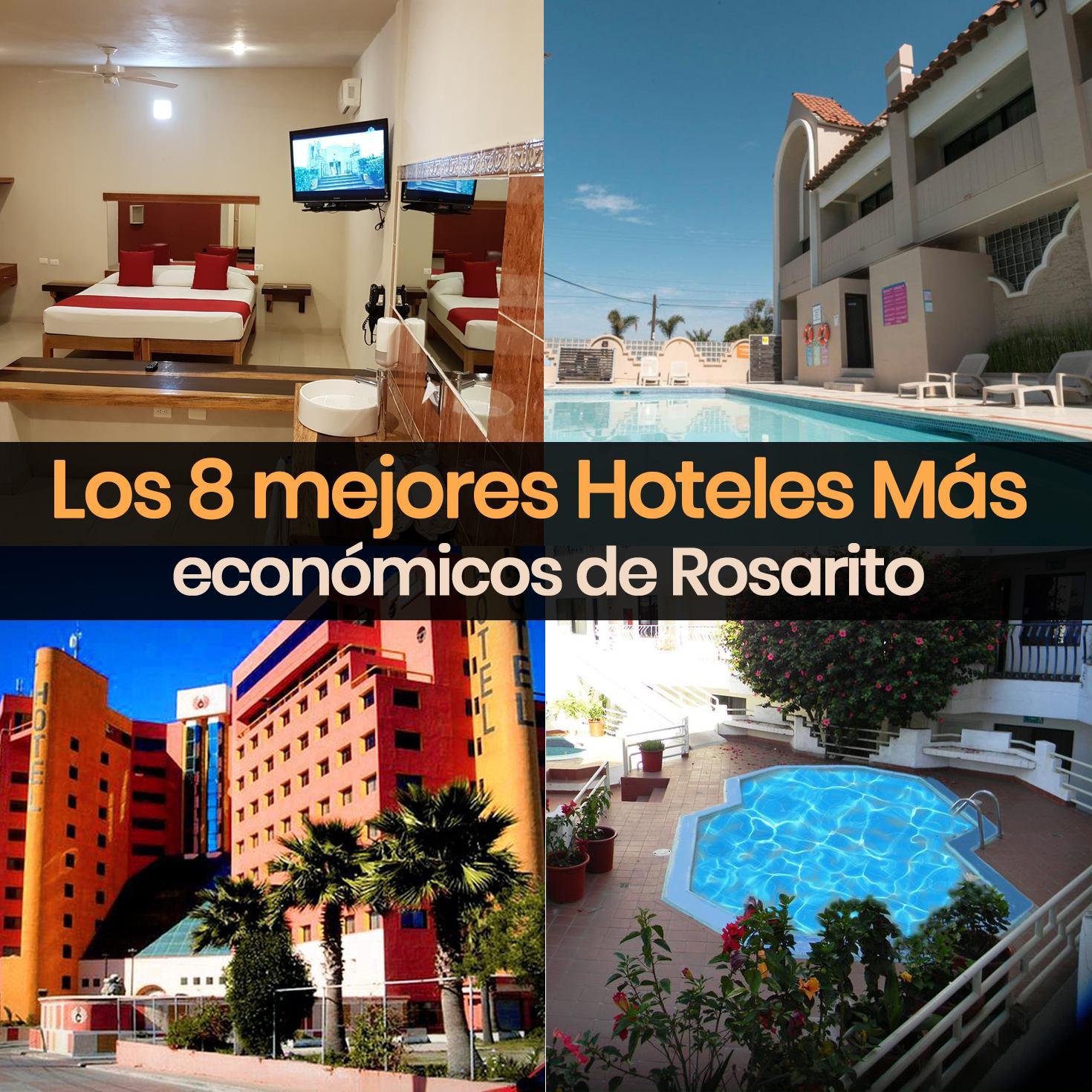 Resultado de imagen para hoteles en rosarito economicos