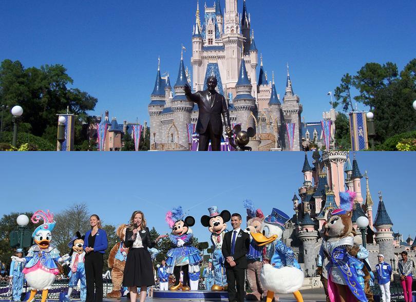 Cuántos Parques Disney Hay Alrededor Del Mundo Tips Para Tu Viaje