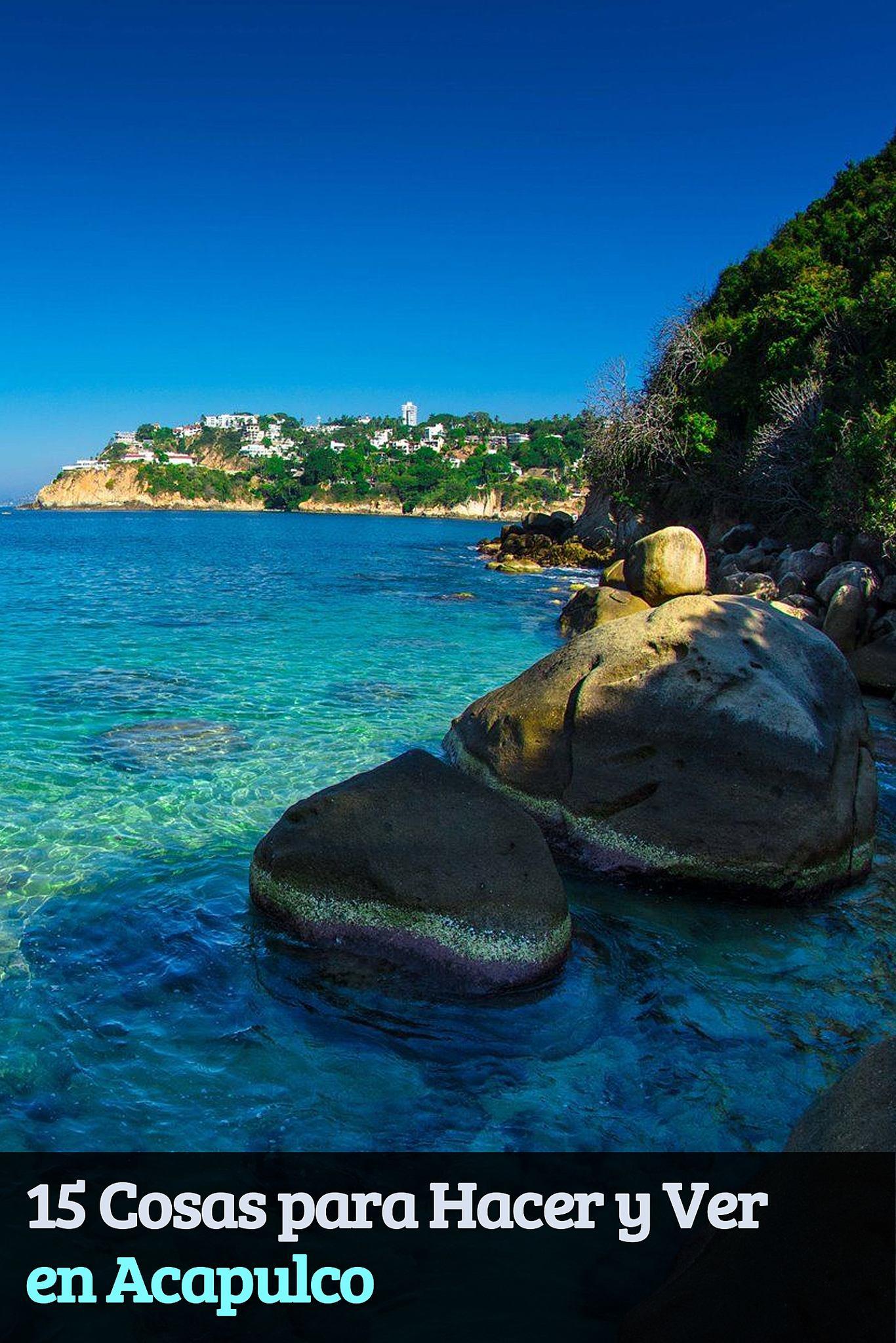 que visitar en acapulco